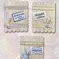 Creatief Art Wooden Cards 01