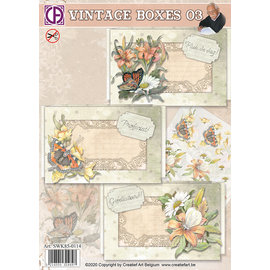 Creatief Art Vintage Boxes 03