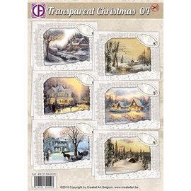 Creatief Art Noël transparent 04