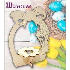 Creatief Art Porte-oeuf de Pâques