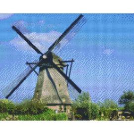 Pixel Hobby Pixel Hobby 9 Grundplatten Mühle