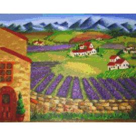 Pixel Hobby Assiettes Pixel Hobby 9 Landscape