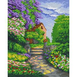 Pixel Hobby Pixel hobby 9 Plaques de base Maison cachée
