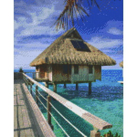 Pixel Hobby Pixel hobby 9 Assiettes de base Holiday ord