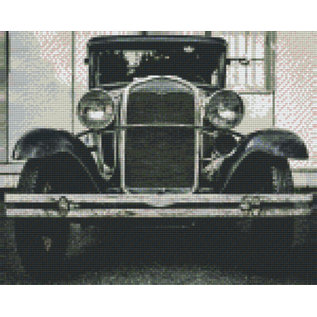 Pixel Hobby Pixelhobby 9 Basisplaten Vintage Car