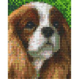 Pixel Hobby Pixelhobby 1 Basisplaat Hond