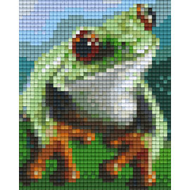 Pixel Hobby Pixel hobby 1 Plaque de base Grenouille