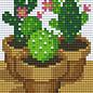 Pixel Hobby Pixel Hobby 1 Kaktus Grundplatte
