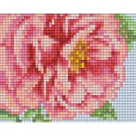 Pixel Hobby Pixelhobby 1 Basisplaat Bloem