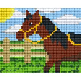 Pixel Hobby Pixelhobby 1 Basisplaat Paardje