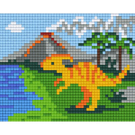 Pixel Hobby Pixelhobby 1 Basisplaat Dinosaurus
