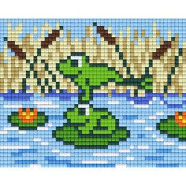 Pixel Hobby Pixel Hobby 1 Grundplatte Frosch