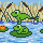 Pixel Hobby Pixelhobby 1 Basisplaat Kikker