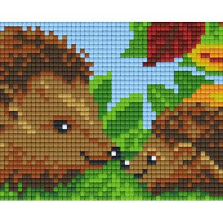 Pixel Hobby Pixelhobby 1 Basisplaat Egel