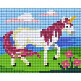 Pixel Hobby Pixelhobby 1 Basisplaat Eenhoorn