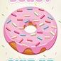 Creatief Art Spreukenbordje: Donut Give Up! Motivatie   Houten Tekstbord