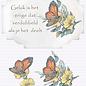 Creatief Art 3D-Platte - Frühlingsblume 1