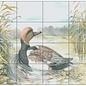 Pixel Hobby Pixel Hobby 16 Grundplatten - Ente auf dem Wasser 01