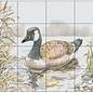 Pixel Hobby Pixel Hobby 16 Grundplatten - Ente auf dem Wasser 02