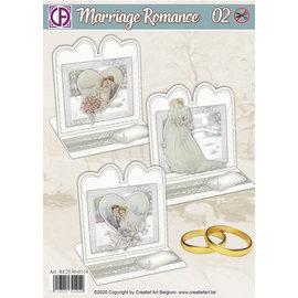 Creatief Art Ehe Romanze 02