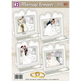 Creatief Art Mariage Romance 03