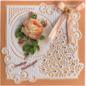 Creatief Art 3D Glanslak Prenten - Bloemen en Rozen 01