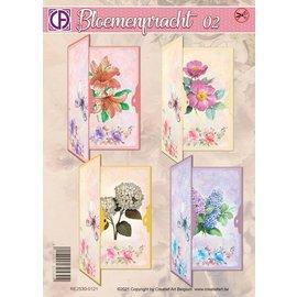 Creatief Art Bail fleur 02
