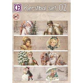 Creatief Art Krimpfolie Kerstbalset 02