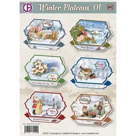 Creatief Art Winter Plateau 01