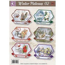 Creatief Art Winter Plateau 02