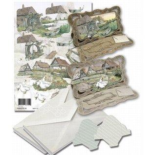 Duopakket plateaukaarten landschappen