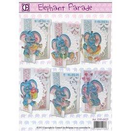 Défilé des éléphants 01