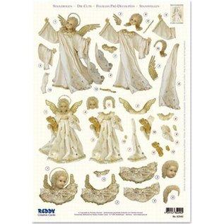 Engelen 3D doordrukvel
