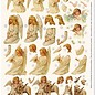 Engelen in beige