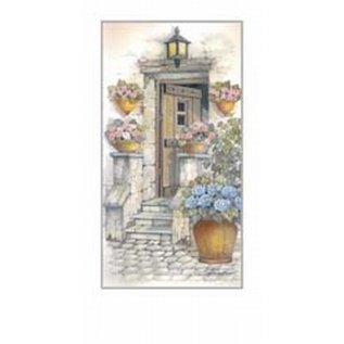 Creatief Art Pakket 6st  SWR1-157 bloempot voor trap