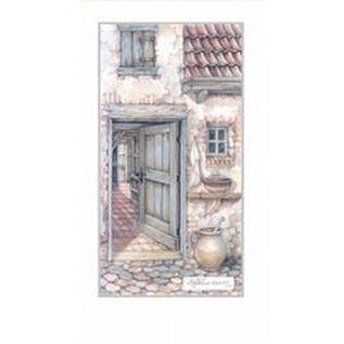 Creatief Art Pakket 6st  SWR1-160 open deur in stal