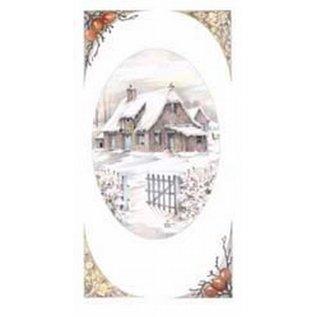 Creatief Art Pakket 6st SWR1-128 4jaargetijden winter
