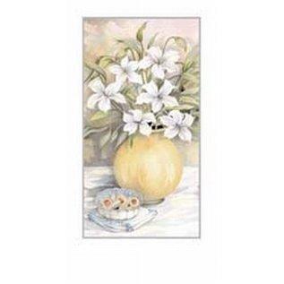 Creatief Art Pakket 6st SWR1-144  bloemenvaas