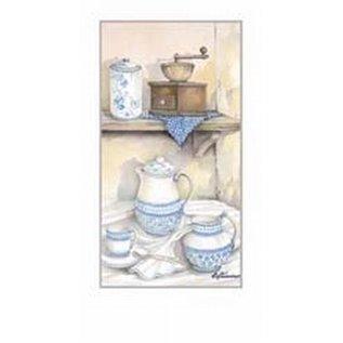 Creatief Art Pakket 6st SWR1-145 stilleven met koffiemolen