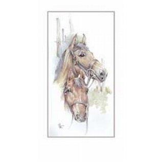 Creatief Art Pakket 6st SWR1-73  Paarden