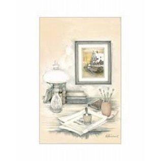 Creatief Art Pakket 6x SWR 3-0124  Boek met lamp