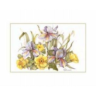 Creatief Art Pakket 6x SWR 3-0142 bloemen