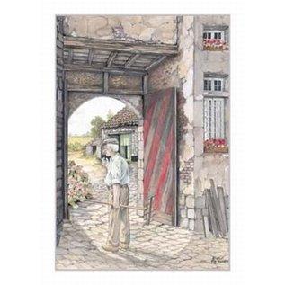 Creatief Art Pakket 6x SWR2-5001 boer voor poort
