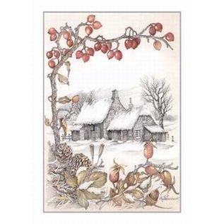 Creatief Art Pakket 6x SWR2-5020 Winter