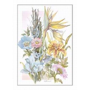 Creatief Art Pakket 6x SWR2-5024  bloemen