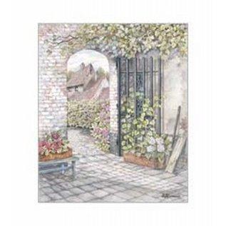 Creatief Art Pakket 6x SWR6-0015 binnenzicht met poort