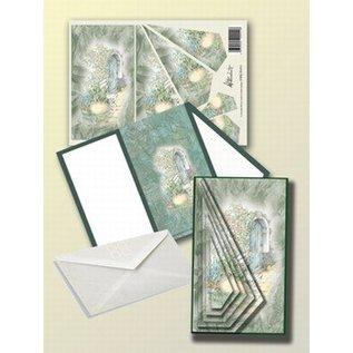 Creatief Art Pakket drieslag piramidevellen SWK30-011
