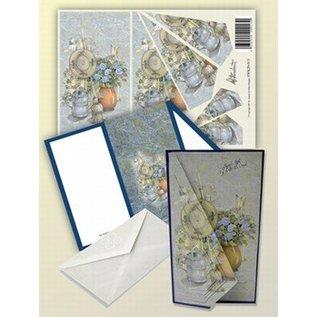 Creatief Art Pakket drieslag piramidevellen SWK30-013