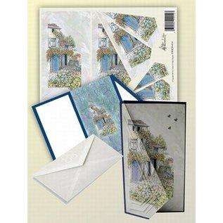 Creatief Art Pakket drieslag piramidevellen SWK30-014