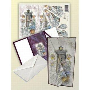 Creatief Art Pakket drieslag piramidevellen SWK30-015
